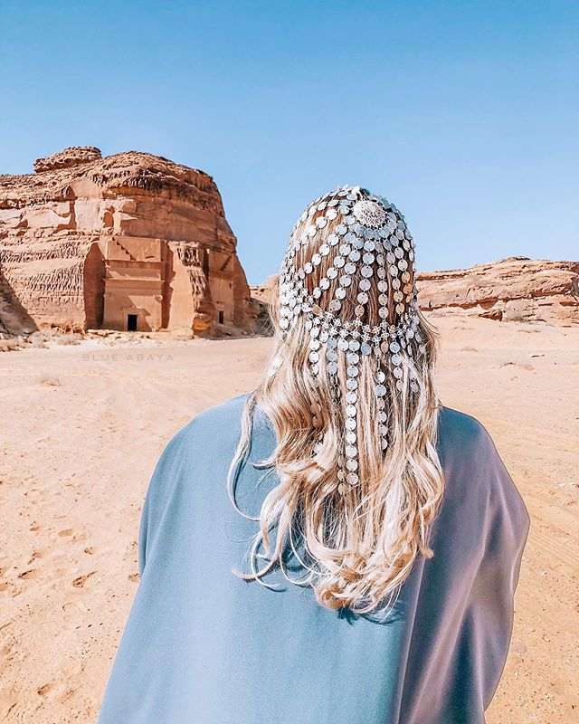 Incontri occidentali in Arabia Saudita